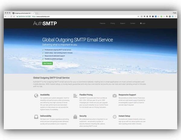 authsmtp-smtp-relay